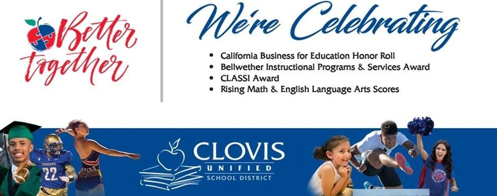 Clovis West Awards