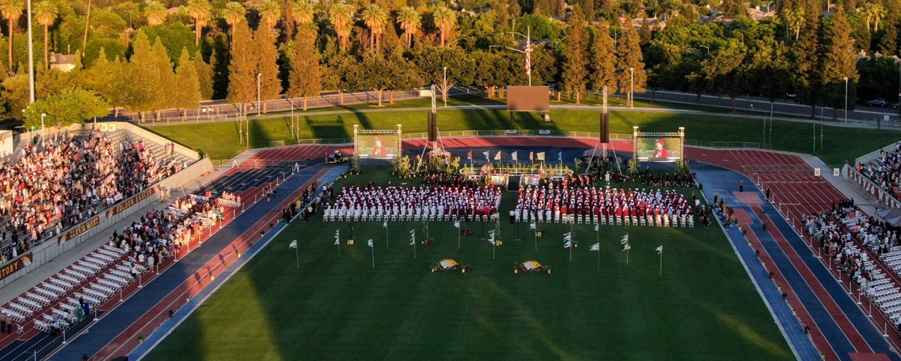 2021 Grad Ceremony