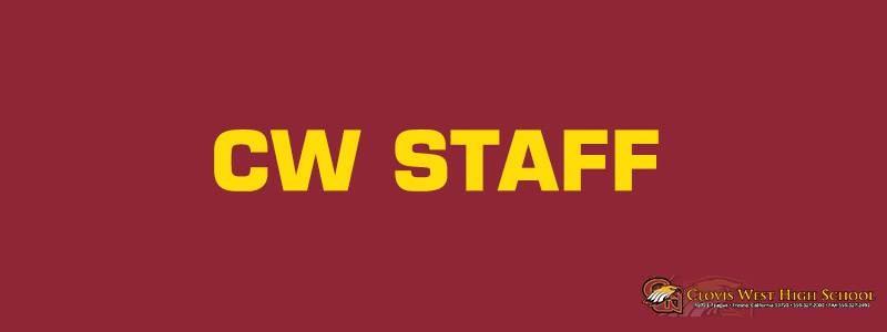 CW Staff title