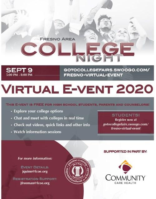 Virtual College Night