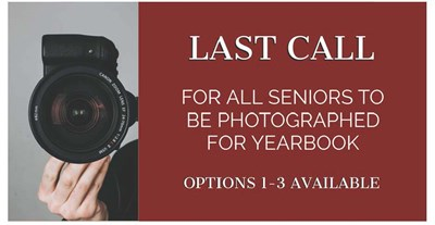 Class of 2021 Milne Senior Portraits